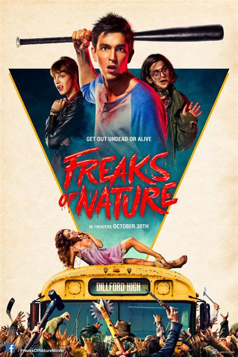 freaks  nature dvd release date february