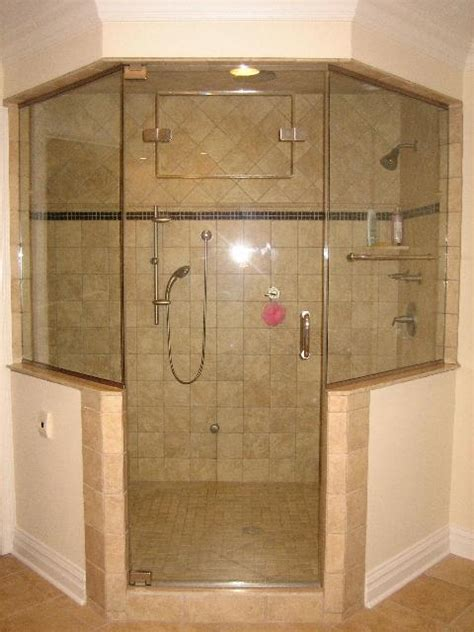 Angled Glass Shower Doors Glass Shower Door Gallery Wyckoff Nj