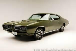 68 Pontiac Gto Gto 68
