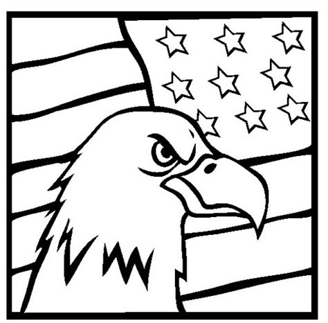 Galerry coloring page veterans day