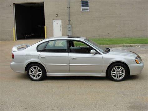 2003 Subaru Legacy Sedan by Purchase Used 2003 Subaru Legacy Gt Sedan 4 Door 2 5l 5