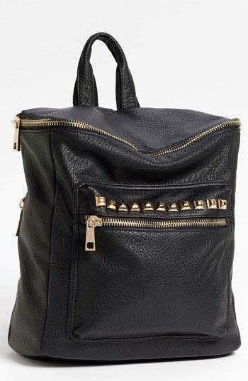 Gelang Bohemian Forever21 Leaf Shape bp studded faux leather backpack available at nordstrom all things fashion