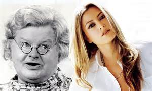 Benny Hill Valance strictly come 2011 valance thinks there s a touch of benny hill about daily