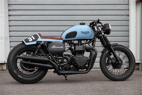 triumph bonneville t100 raspo custom garage 3 moto