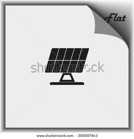 solar icon stock images royalty free images vectors