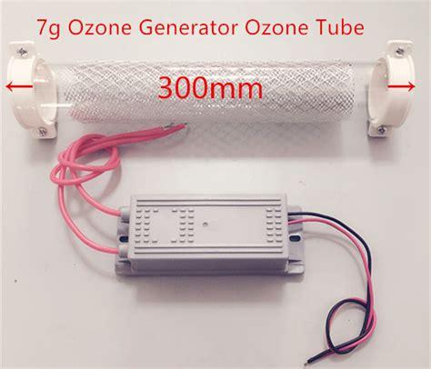 High Capacity Ozone Generator 3 Gram H high quality 7g ozone generator ozone 7g h for diy water plant purifier in air purifiers