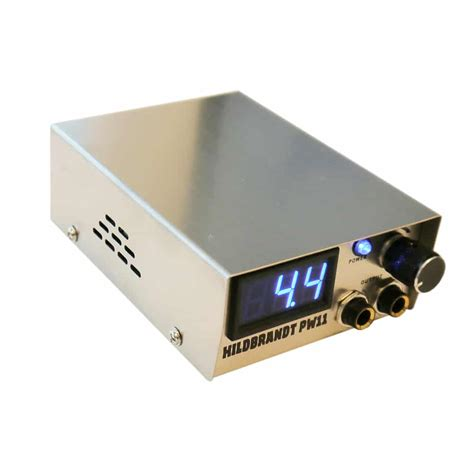 hildbrandt spartan tattoo power supply unit