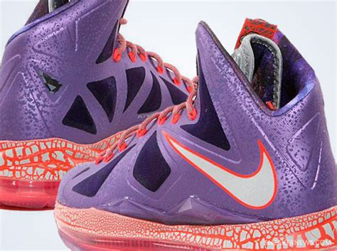 all lebron sneakers quot all quot nike lebron x sneakernews
