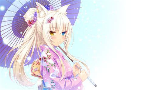 anime wallpaper hd zerochan coconut neko para hd wallpaper 2234821 zerochan anime