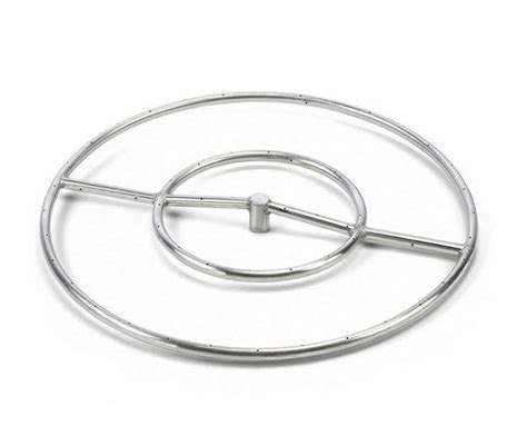 60 inch pit ring stainless steel 24 inch pit ring