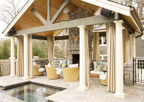 Houzz Outdoor Rooms - design 101 open air structure outdoor rooms home infatuation blog dream design live luxury