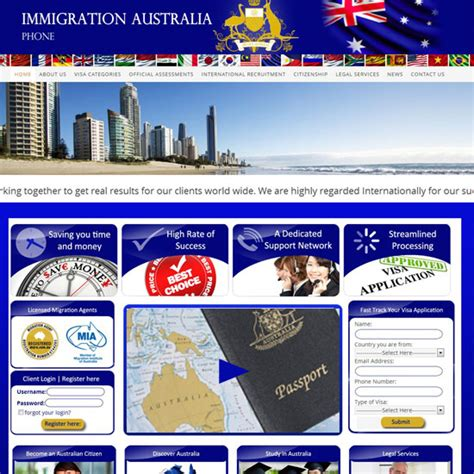 homepage design concepts websites graphic design and web design gold coast australia concept designs
