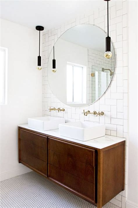 Modern Bathroom Mirror Lighting 25 Creative Modern Bathroom Lights Ideas You Ll Digsdigs
