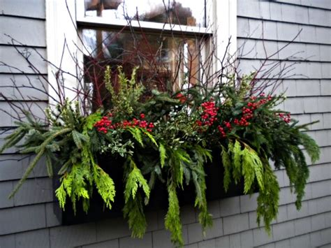 youtube how to decorate a christmas window box decor archives henhouse