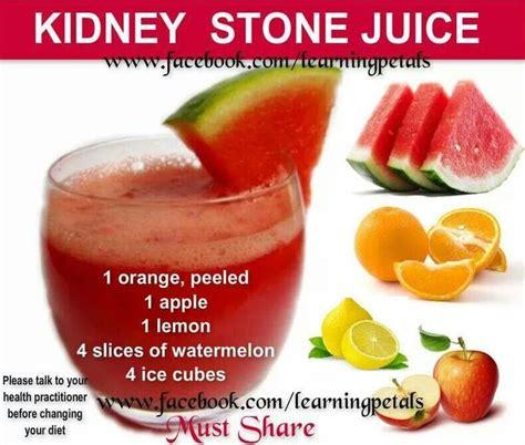 Kidney Detox Smoothie Recipe by Kidney Juice Vitamins