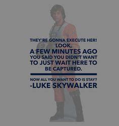 Kaos Luke Skywalker Quotes Wars wars character quote jar jar binks wars