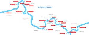 River Thames Outline by Pin Uk Map Outline Pictures On