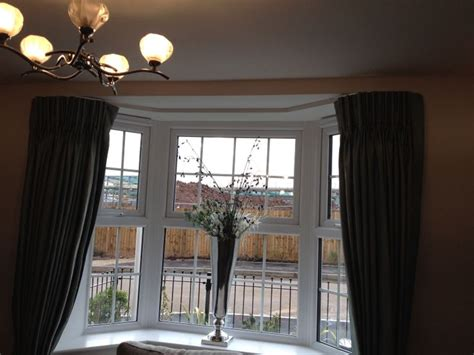 bay window ceiling curtain track the 40 best images about bay window on pinterest bay