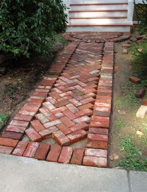 brick pathways ideas pattern builders building patterns