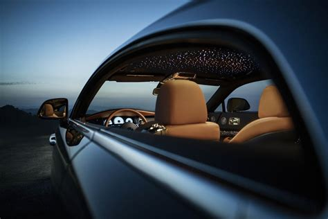 roll royce star rolls royce wraith luminary collection introduced with