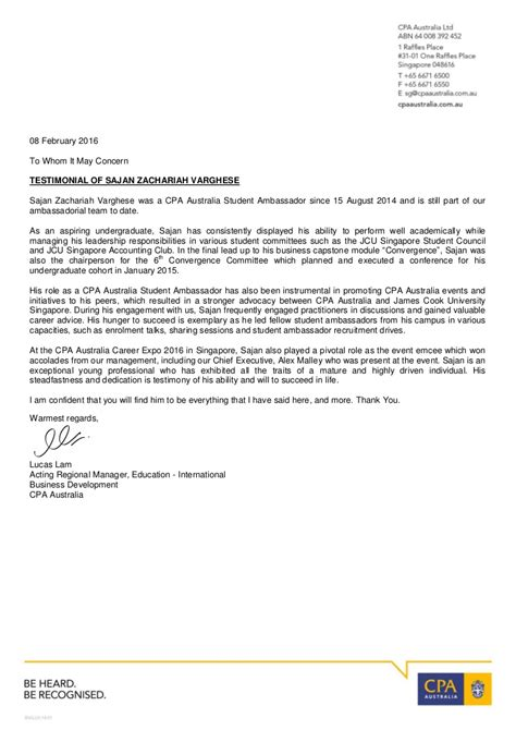 reference letter lucas lam cpa australia