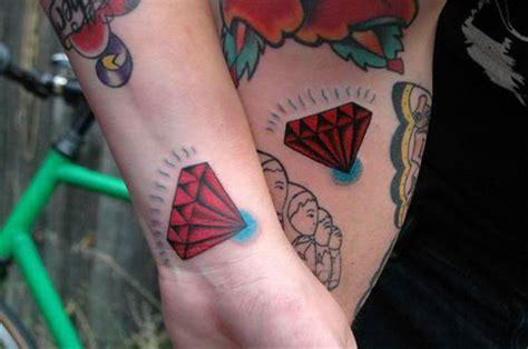 red diamond tattoo 56 fantastic wrist tattoos