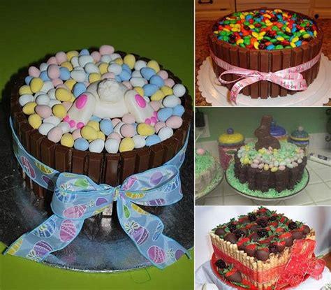 Flower Garden Cake Ideas Diy Diy Easy Barrel Cake Tutorial Usefuldiy