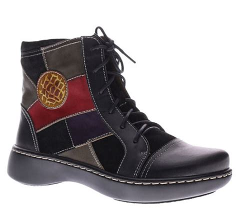 l artiste boots step l artiste lace up leather ankle boots