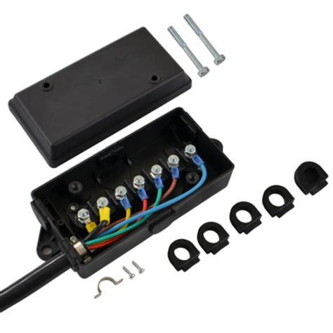 trailer wiring junction box diagram wiring free