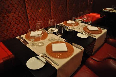 steakhouse tabletop design steakhouse renaissance