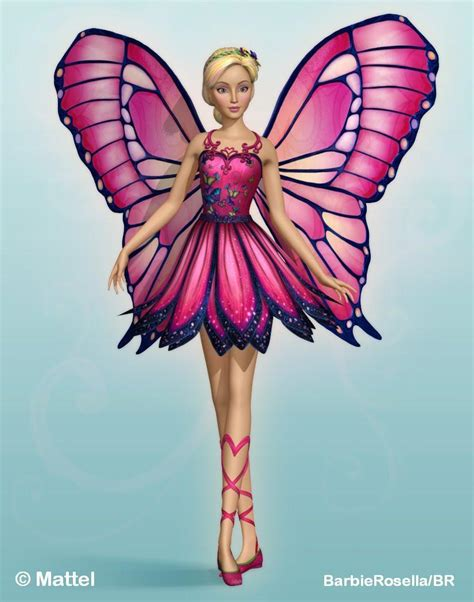 imagenes barbie mariposa barbie as mariposa official still barbie movies photo