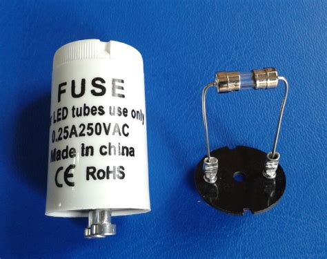 light starter led light starter led fuse 1a 2a for led light