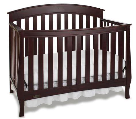 Graco Graco Suri 4 In 1 Convertible Crib Espresso Baby Convertible Crib Sets Clearance