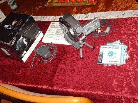 mat駻iel bureau professionnel troc echange camescope numerique samsung mini dvd