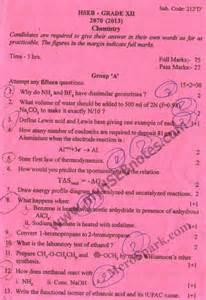 Chemistry Essays by Chemistry Essay Exle