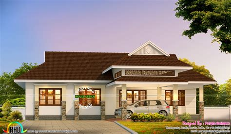 Kerala Home Design February 2016 | 2016 style kerala home design kerala home design and