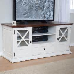 tv stands for 55 inch tv belham living hton 55 inch tv stand white oak at