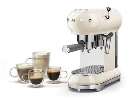 cafe nuova macchina macchina per caff 232 espresso smeg it