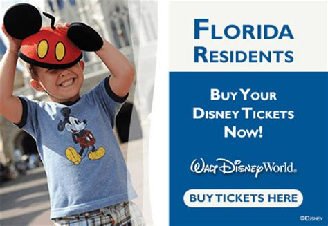 disney world orlando tickets at discount rates from