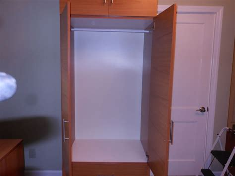 Free Standing Closet With Doors Best Free Standing Closet System Steveb Interior Free Standing Closet Systems With Doors
