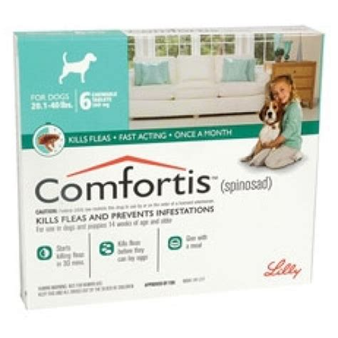 flea pill for dogs comfortis for medium dogs green 9 1 to 18kg your pet shop