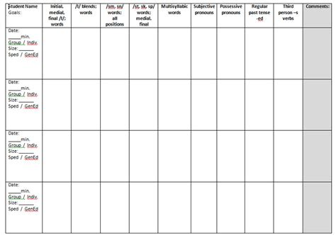 data collection chart template redirecting