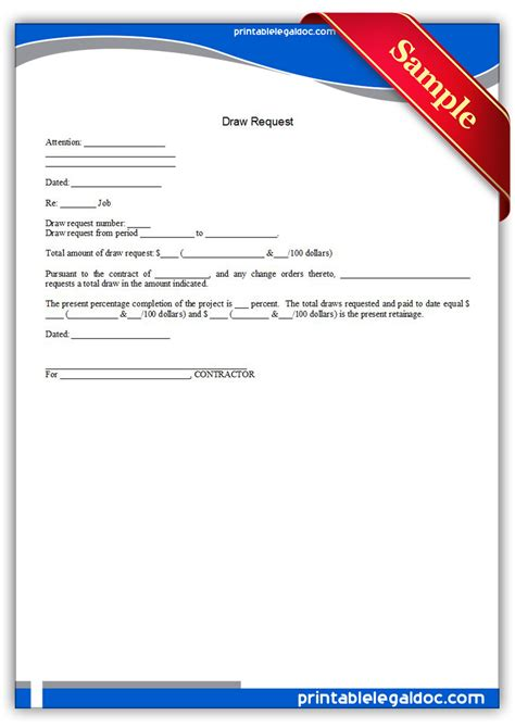 printable bid bond form generic