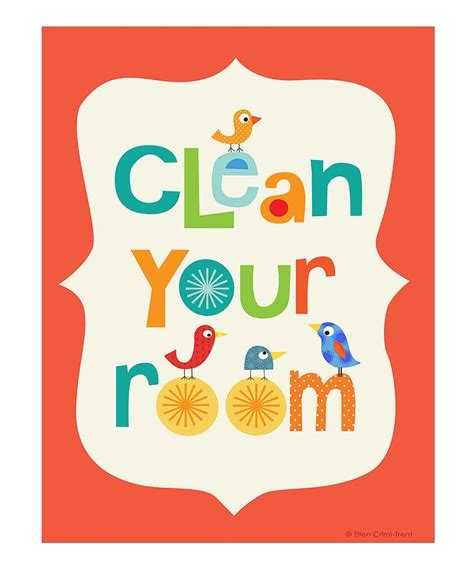clean your room clean your room possible posters