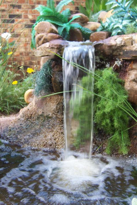 backyard waterfall designs triyae backyard waterfalls ideas various design