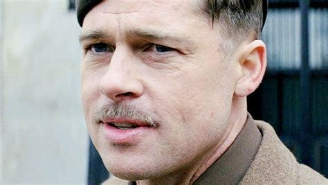 brad pitt inglorious haircut diane kruger s inglorious basterds interview