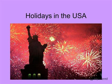 new year country of origin презентация на тему quot holidays in the usa every nation
