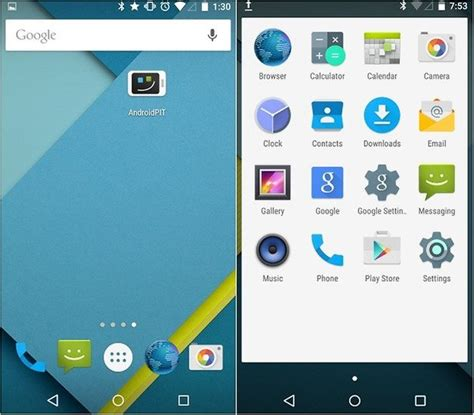 forgot pattern on android lollipop android 5 0 lollipop review material design more
