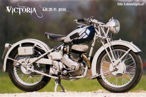 Motorrad Victoria by Victoria Kr 35 G 1936 Benzinradl N Pinterest