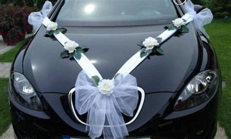 autoschmuck hochzeit gebraucht autoschmuck hochzeitsauto girlanden dekoration auto